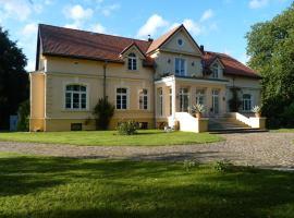 Ferienwohnung im Gutshaus Viezen