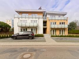 Villa Bettina - Apartment 1,6 & 8, Heringsdorf