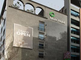 Hotel Mate Bundang, 城南市