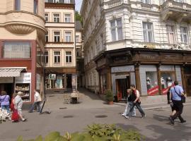 EA Apartmány Esplanade, Karlovy Vary