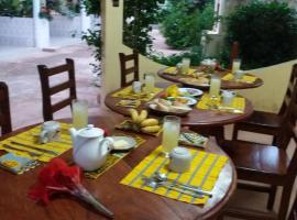 Chez Sabine, Abomey