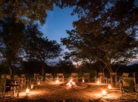 Makuwa Safari Lodge, Mbabat