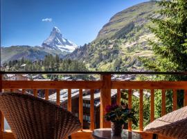 Europe Hotel & Spa, Zermatt
