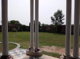 Karam Shah Agritourism Village Resort, Santpura