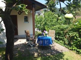 Ferienhaus Baederleiblick