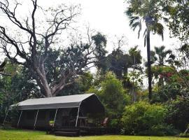 The Maun Garden Meru, Maun