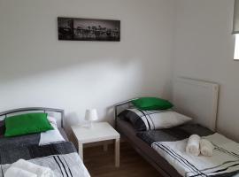 Niederdreisbacher Hütte - moderne Doppelzimmer - EINZELBETTEN -