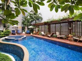 Silom Serene A Boutique Hotel, Bangkok