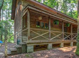A Rustic Retreat, Sautee Nacoochee