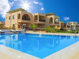 Nanakis Beach Luxury Apartments, Stavros