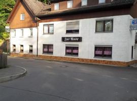 Hotel Rose Garni