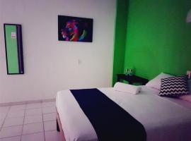 Mi Hotel Barra, Barra de Navidad