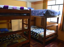 Sleep And Summit, Huaraz