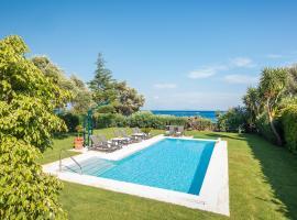 Barbati Beach Pool Villa, Barbati