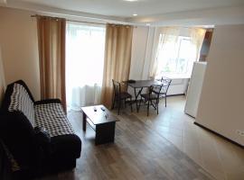 Apartment on Sobornyi avenue 133, Zaporozhye