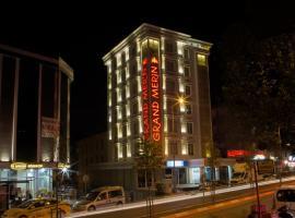 Hotel Merin, Stambuł