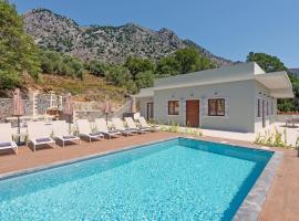 Aloni Luxury Villa, Asigonía