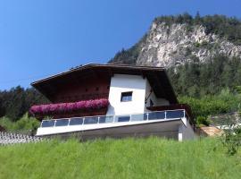 Ferienwohnung Zuppinger, Mayrhofen