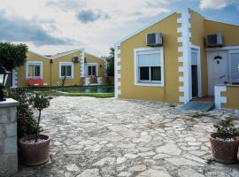 Plakalona Apartments, Exópolis