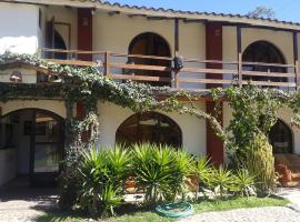 Hotel & Restaurant Oriental, Urubamba