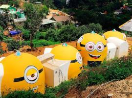 Minions Village, Ấp Ða Lợi