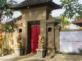 The Solo Female Traveler Guesthouse, Ubud