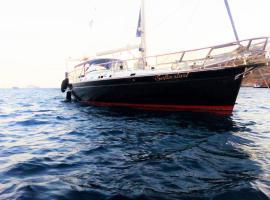 Luxury Sailing Yacht Sofia Star 1, Tourlos