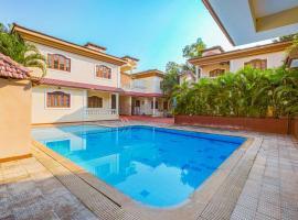 4-BR villa in Arpora, by GuestHouser 13161, Arpora