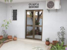 Ouaka, Ouagadougou