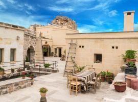 Maze Of Cappadocia Hotel, Учисар