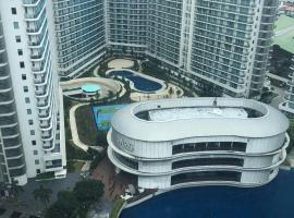 Azure Condominium Rental, Manilla