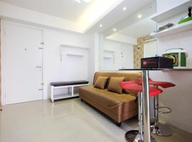 Affordable 2BR Bassura City Apartment By Travelio, Yakarta