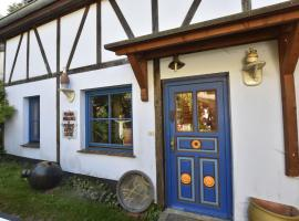 Cozy Apartment with Naturistic Views in Retschow