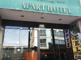 Victoria Apart Hotel, 拉巴斯