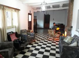 La Casa de Coy, Villa Unión