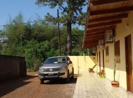 El Potro Natural Hostel, Puerto Iguazú