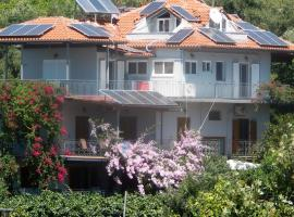 Sofia Apartments, Syvota
