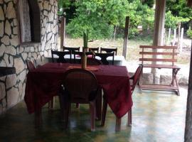 Mi rancho hospedaje bar, El Remate