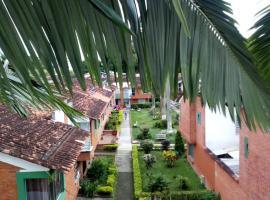 Espacio tranquilo, zonas verdes, Maracay