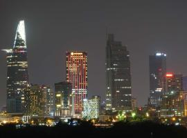 City Through Lights, Ho Chi Minh