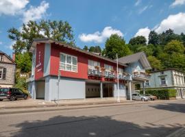 Haller Hotel Garni, Monschau