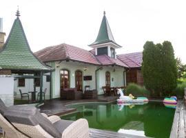 Vila Prestige Palic, Palić