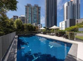 Clean and Modern Southport Private Apartment, Gold Coast