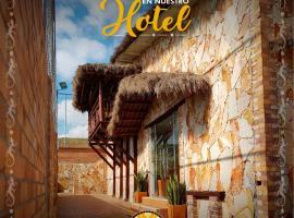 Hotel La Bombonera, Los Santos