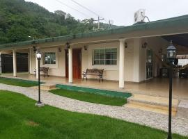 Villa Cepedelo, El Zaino