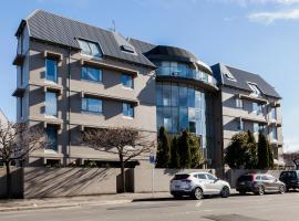 Riverside Apartment, Christchurch