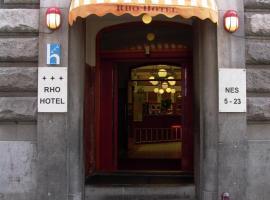 Rho Hotel,