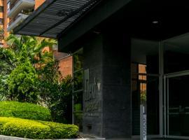Apartamento Milla de Oro, Медельин