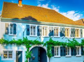 Romantische Ferienwohnungen Deidesheim
