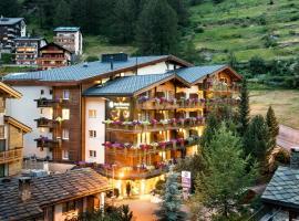 BEST WESTERN Hotel Butterfly, Zermatt